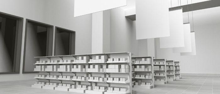Luxury retail design